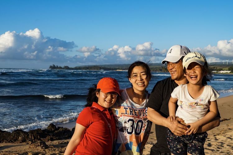 Hawaii Family