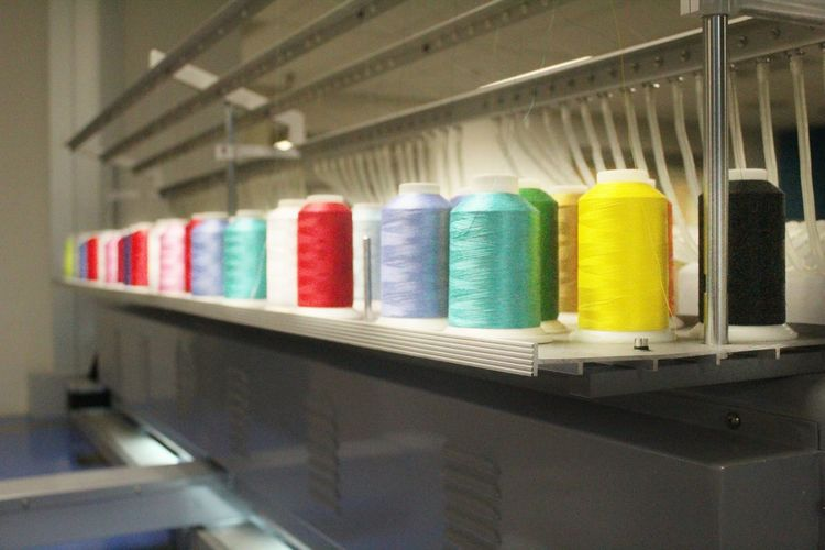 TakeoverContrast Multi Colored Indoors  In A Row Colorful Variation No People Vibrant Color