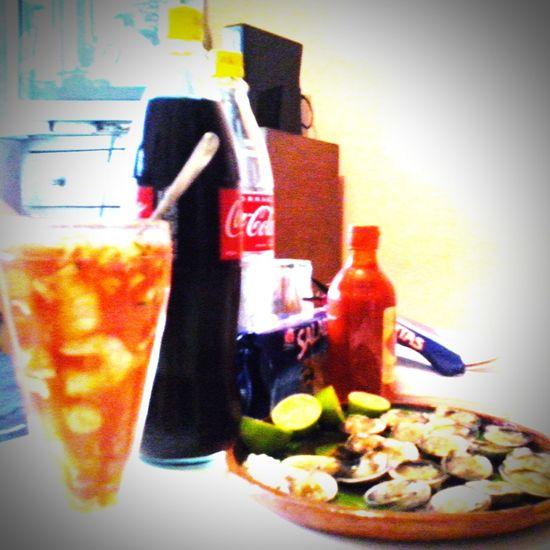 Comidas Mariscos