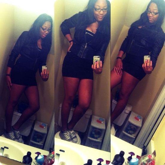 My whole outfit fa da night
