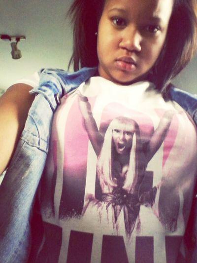 I still love Nicki no matter what.