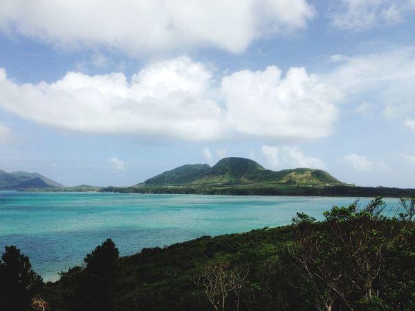 Ishigaki  OKINAWA, JAPAN Sea And Sky 海と空
