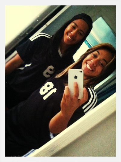 My Saaster Nd I Before Our Game