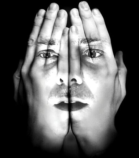 Experimental Photography Artistic Photography Blackandwhite Photography Hands Merged Popular Photos