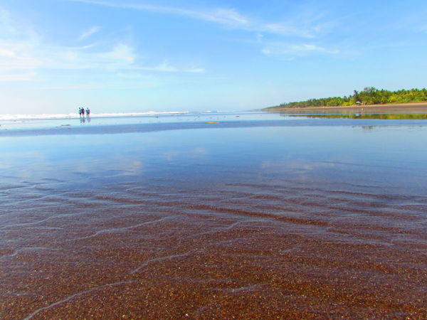Metalio Beach Beauty In Nature Day Horizon Over Water Hot Spring Nature No People Outdoors Playa Metalio Sand Scenics Sea Sky Tranquil Scene Tranquility Travel Destinations Vacations Water