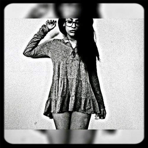 Blackandwhite Modelgirl