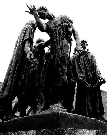 Rodin, I believe. National Museum Of Western Art Tokyo Ueno Park Sculpture Men Japan Japan2016 Tokyo2016 Tokyoautumn 2016