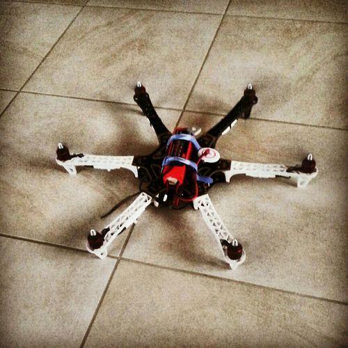 Drone Dji F550 Wookong