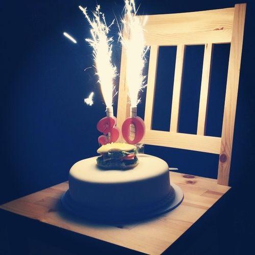 Oslava Narozeniny 30let Dort happy birthday ????????