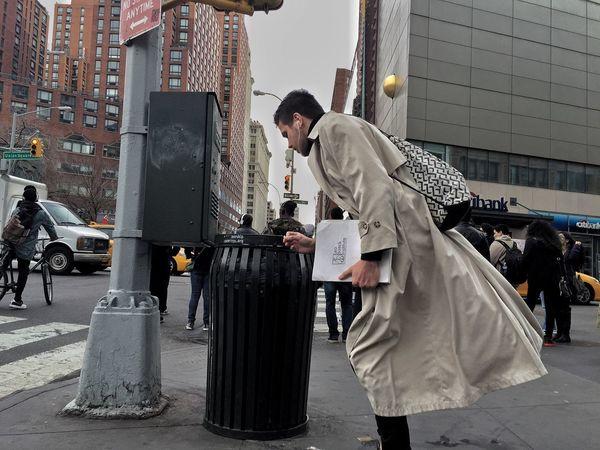 New York Student ... The Street Photographer - 2016 EyeEm Awards The Street Photographer – 2016 EyeEm Awards NYC New York City Everybodystreet