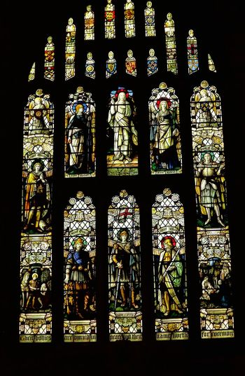 Holy Trinity Church Skipton Yorkshire beautiful little church next to the Castle Religious Images Religious Symbols Stained Glass Art Stained Glass Light And Colour Church Window Church Windows Fujifilm See The World Through My Eyes Creative Light And Shadow Color Photography Eye For Photography Taking Photos Portrait Photography Showcase April Skipton Holy Trinity Church Glass Artistry