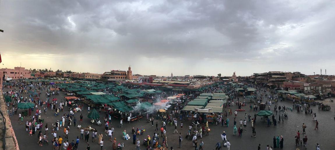 Marrakesch Souk