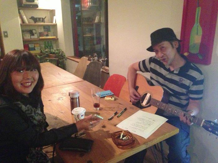 慶子さん&義人さん♪