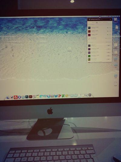 Mac Adobe Enjoying Life