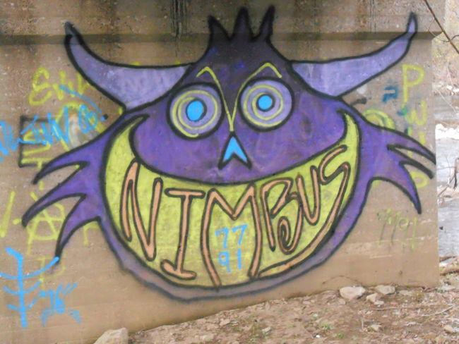 Psycho Troll Notes From The Underground Graphic Design My Hobby Street Art Artistic Expression Art, Drawing, Creativity Shalograv Underground Art Graffiti Original Art Urban Art Creativity Tagging Abandoned Places