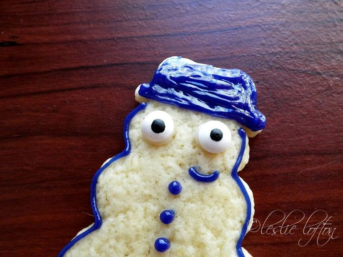 How You Celebrate Holidays Cookies Baking Cookies Christmastime Picoftheday Photography Sugar Cookies Snowman Icing Cookies Holiday