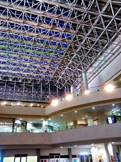 Beautiful ceiling. Tokyo