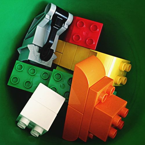 LEGO Duplo Toys Colorful