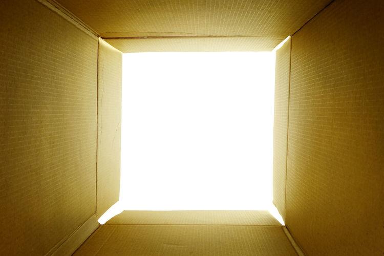 Box Open Empty