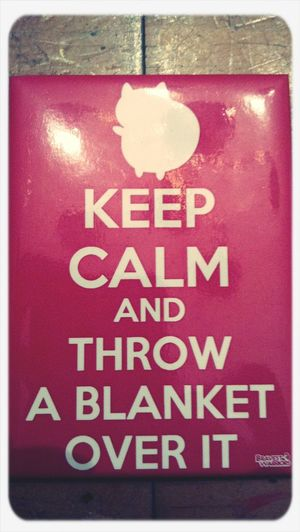 Catbug! c: Keep Calm Blanket Bravest Warriors