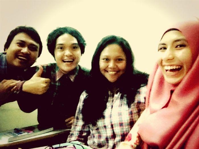 My lovely classmate! ??