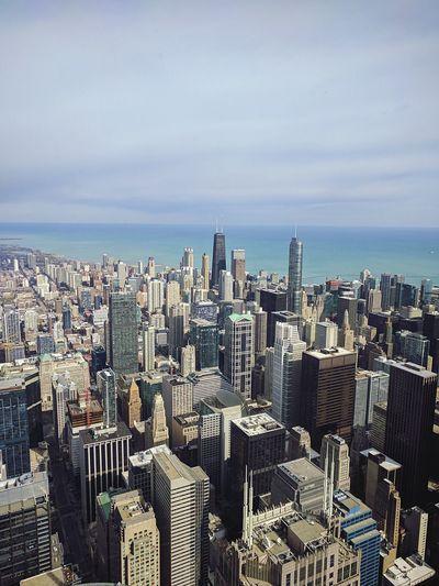 Chicago Skyscraper Chicago Cityscape
