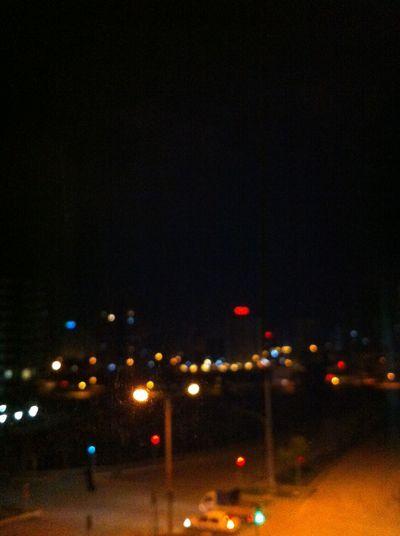 Under The City Lights Taking Photos Enjoying Life Relaxing