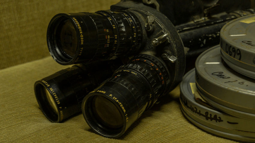Triple lense old camera Objects Obsolete Retro Antique Camera Camera - Photographic Equipment Close-up Digital Camera Focus On Foreground Glass - Material Group Of Objects Indoors  Lens - Eye Lens - Optical Instrument Movie Camera No People Old Photographic Equipment Photography Themes Still Life Technology Technology Addiction Triplet Vintage