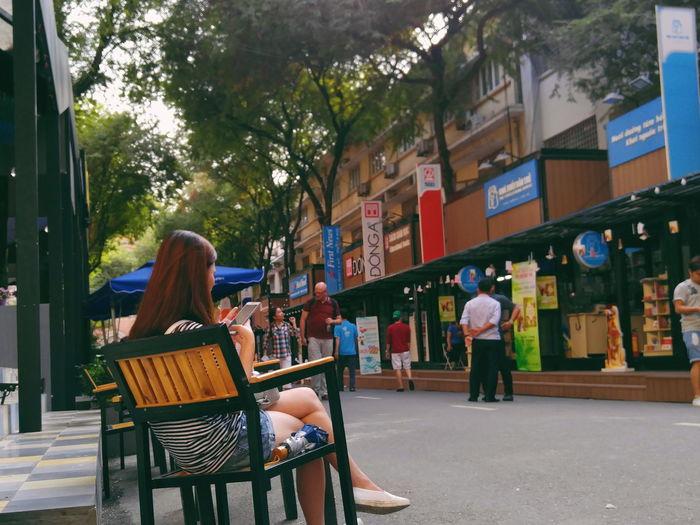 Enjoying Life Vietnam Saigon