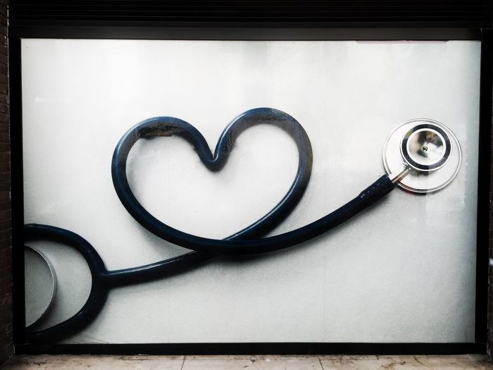 I Love Healthcare 💗 Streetart Barcelona