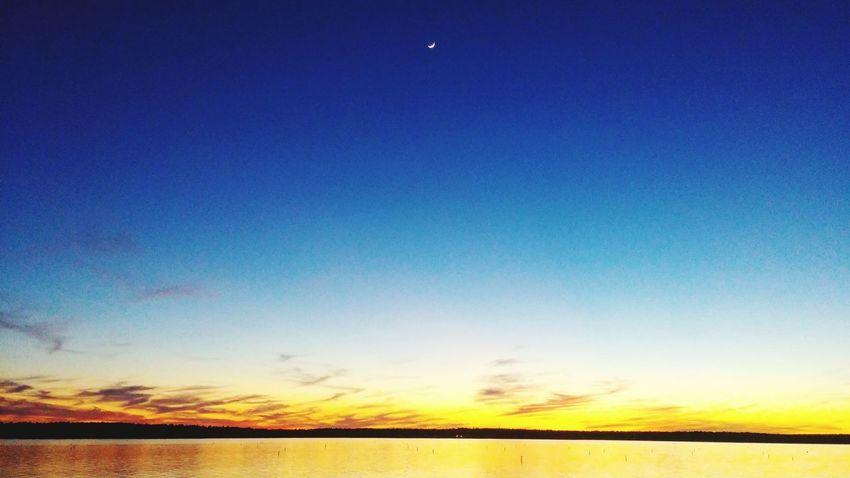 La Luna Stillness Coastal Sunset Neds Point