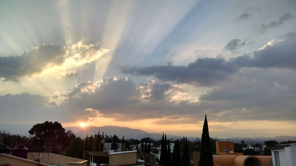 Cloud - Sky Sunset Sky View