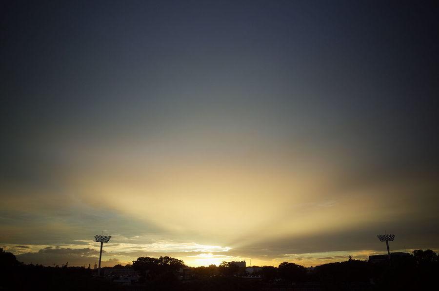 Soccer Football Yokohama FC Sunset Weekend Jleague EyeEm