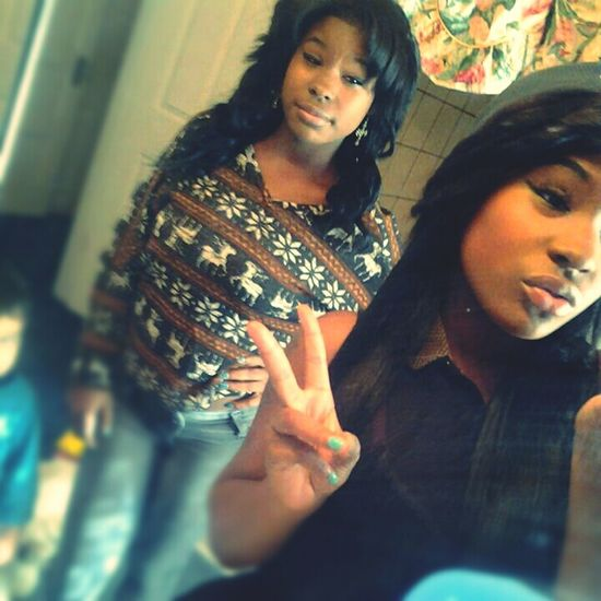 me and my twin:-)<3