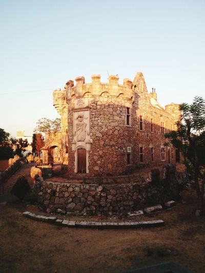 Old Ruin Castillo King - Royal Person No People