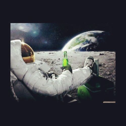 Astronout Beer