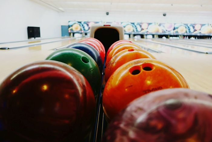 Color Of Life Bowling Balls Indoor Sports Sony Photography Sony Qx100 Sony Xperia XA Ultra CarlZeiss Colour Of Life