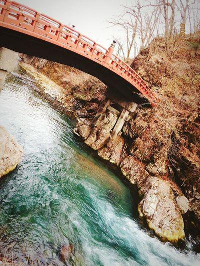 Nikko Nikko Bridge Japan The Great Outdoors With Adobe