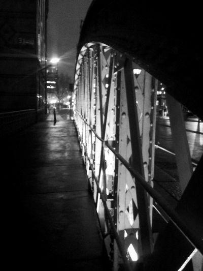 Light And Shadow Bridges Architecture. Went for a walk in the Speicherstadt/Hafencity yesterday.