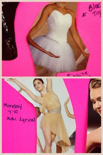 Costumes - Ballet And Lyrical