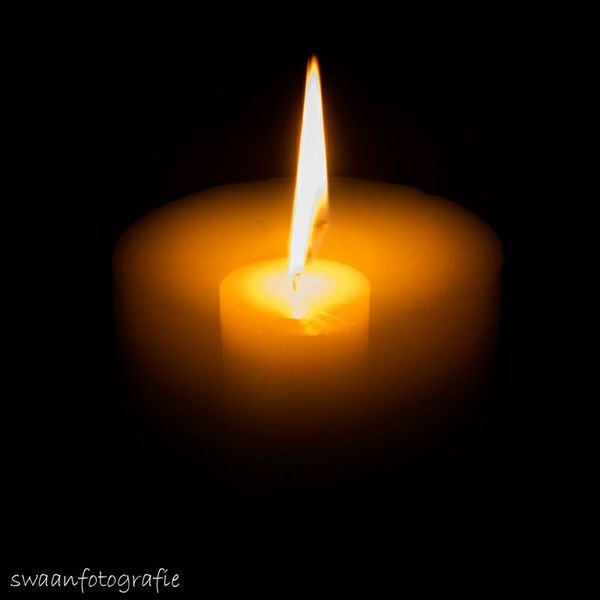 Candlelight Playing With Mij Camera My Art Abstract Swaanfotografie Art Mysterious Playtime Fire No Photoshop