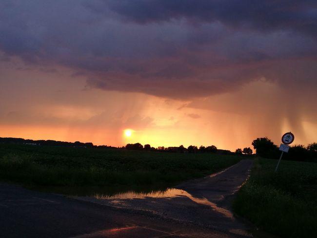 Stormy end First Eyeem Photo
