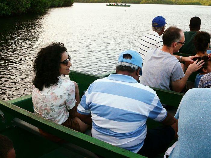 Feel The Journey Trinidad And Tobago Bird Sanctuary Caroni Swamp Boat Ride