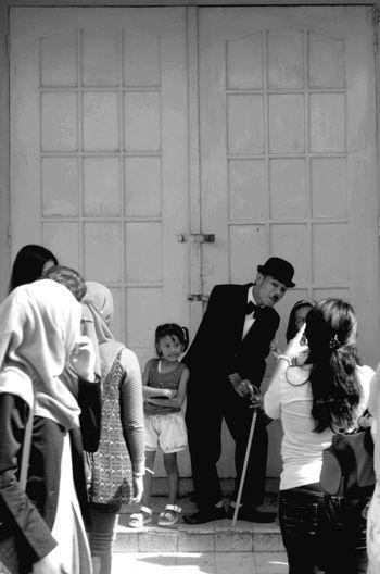 Chaplin wanna
