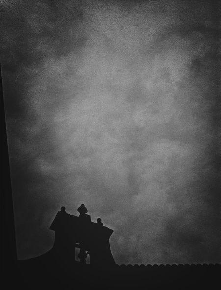 Sky Silhouette ObsessiveEdits Dark Ages