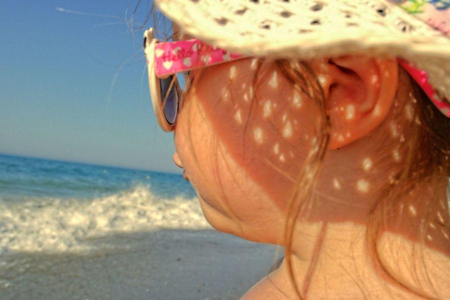 Children Ocean Holiday