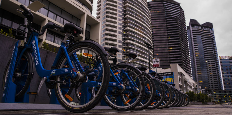 City Life City Street Docklands,Melbourne Melbourne Bikeshare Melbourne City Mode Of Transport Shyraphotography
