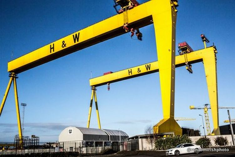 Discover Northern Ireland Titanic Belfast Northern Ireland Ireland