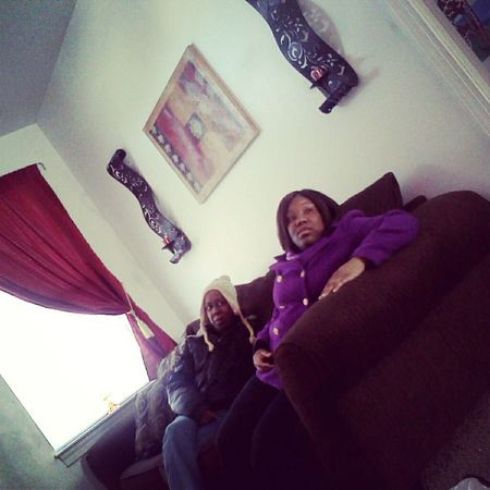My Mommy & Sister ♥