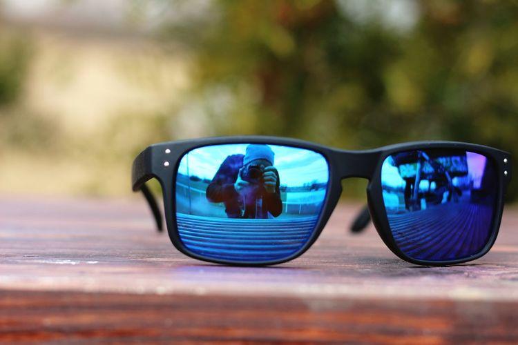 EyeEm Selects The Creative - 2018 EyeEm Awards Eyesight Eyeglasses  Blue Summer Beach Reflection Protection Sunglasses Close-up